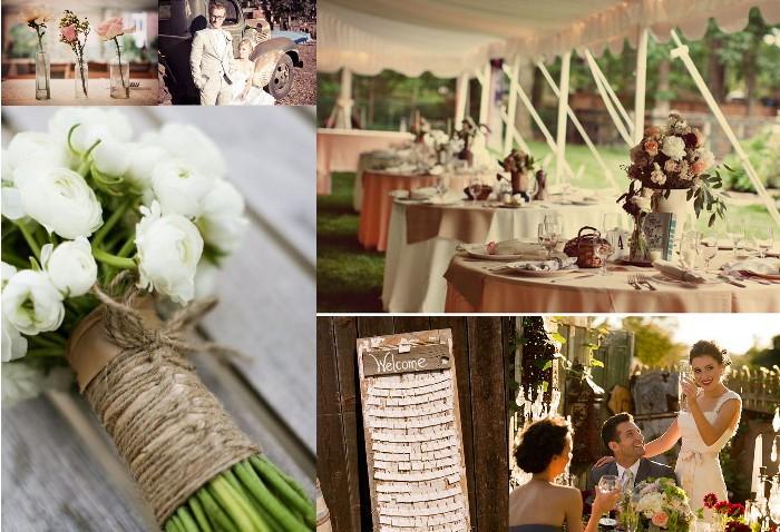 Примеры тематических свадеб